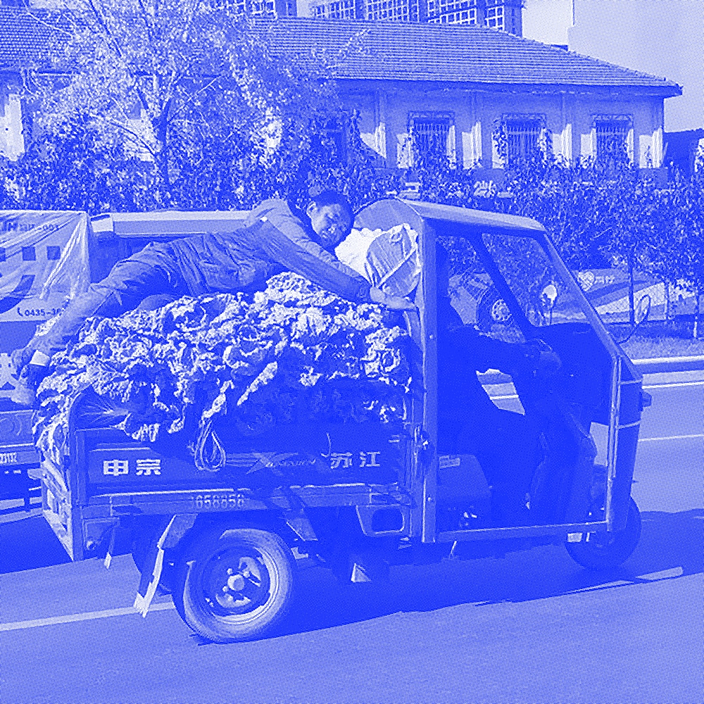 Q1. The vehicle is carrying 50kg of lettuce. This can be sold at ¥4 per kg. As they travel right now the top layer of lettuce (5kg) gets damaged and needs to be sold at 50% discount. An option to avoid the damage would be to cover the vegetables with a canvas and send the person lying on the lettuce to the market by train. The single trip train ticket would cost ¥15. Would this option be an economical choice for them?